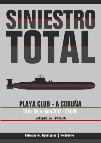 Siniestro Total en el Playa Club / Suspendido